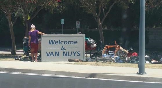 Image result for welcome to van nuys